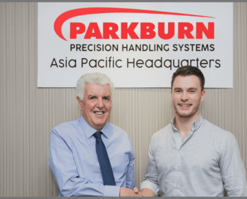 Parkburn Announces New Asia-Pacific Appointment