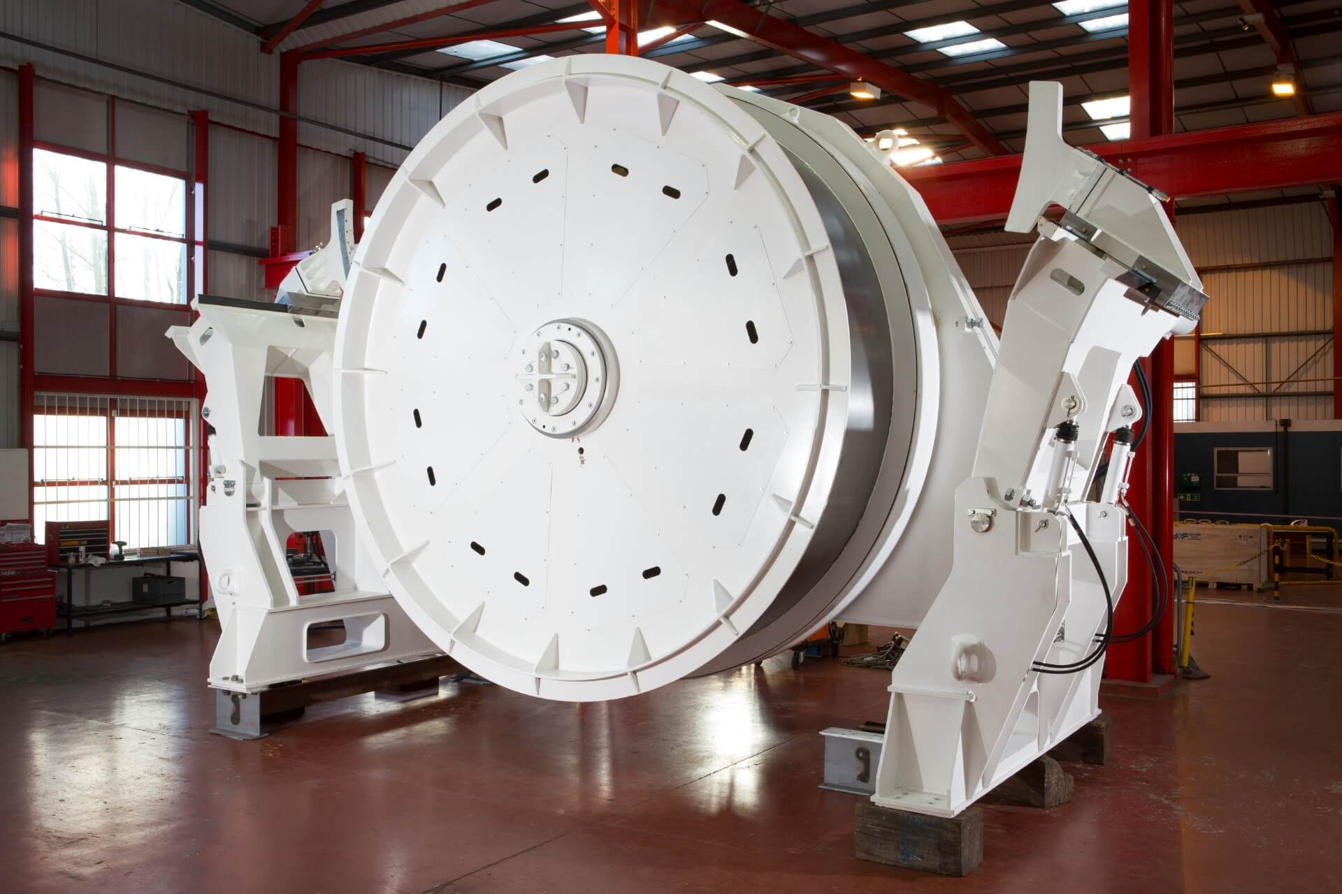Cable Drum Engines (CDE's)
