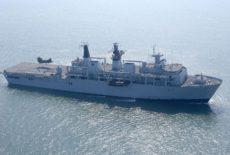 hms albion naval