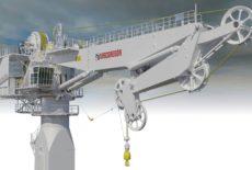 macgregor fibretrac crane