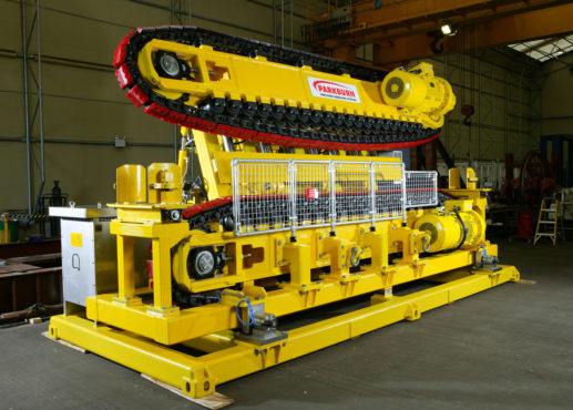 Tracked Tensioners