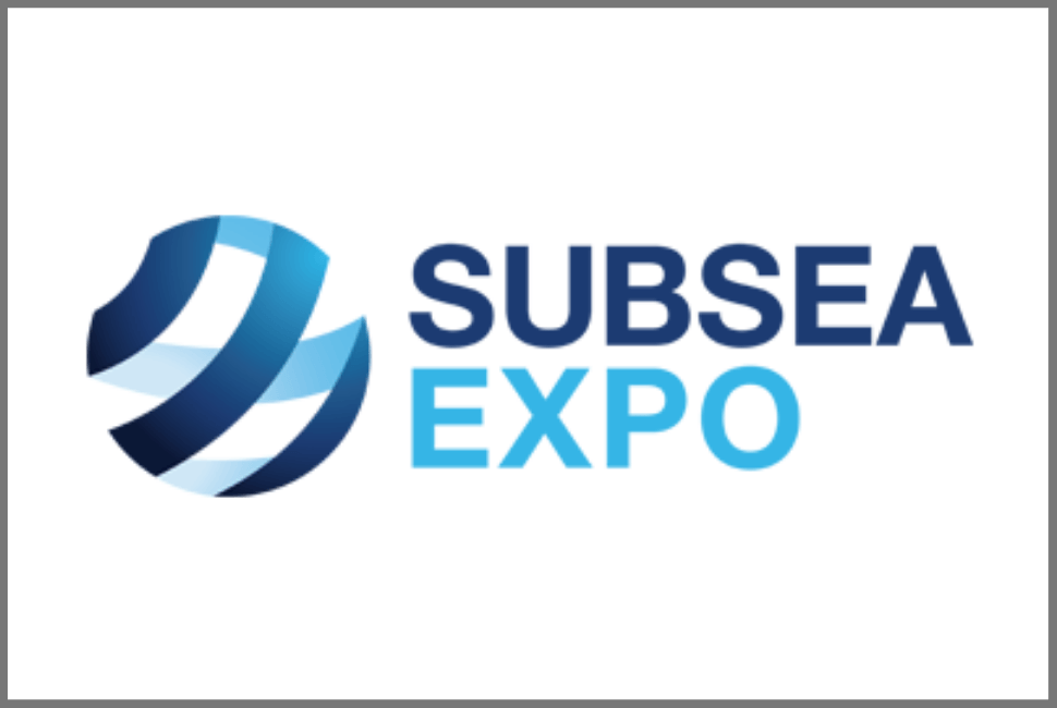 Parkburn are Exhibiting at Subsea Expo 2020