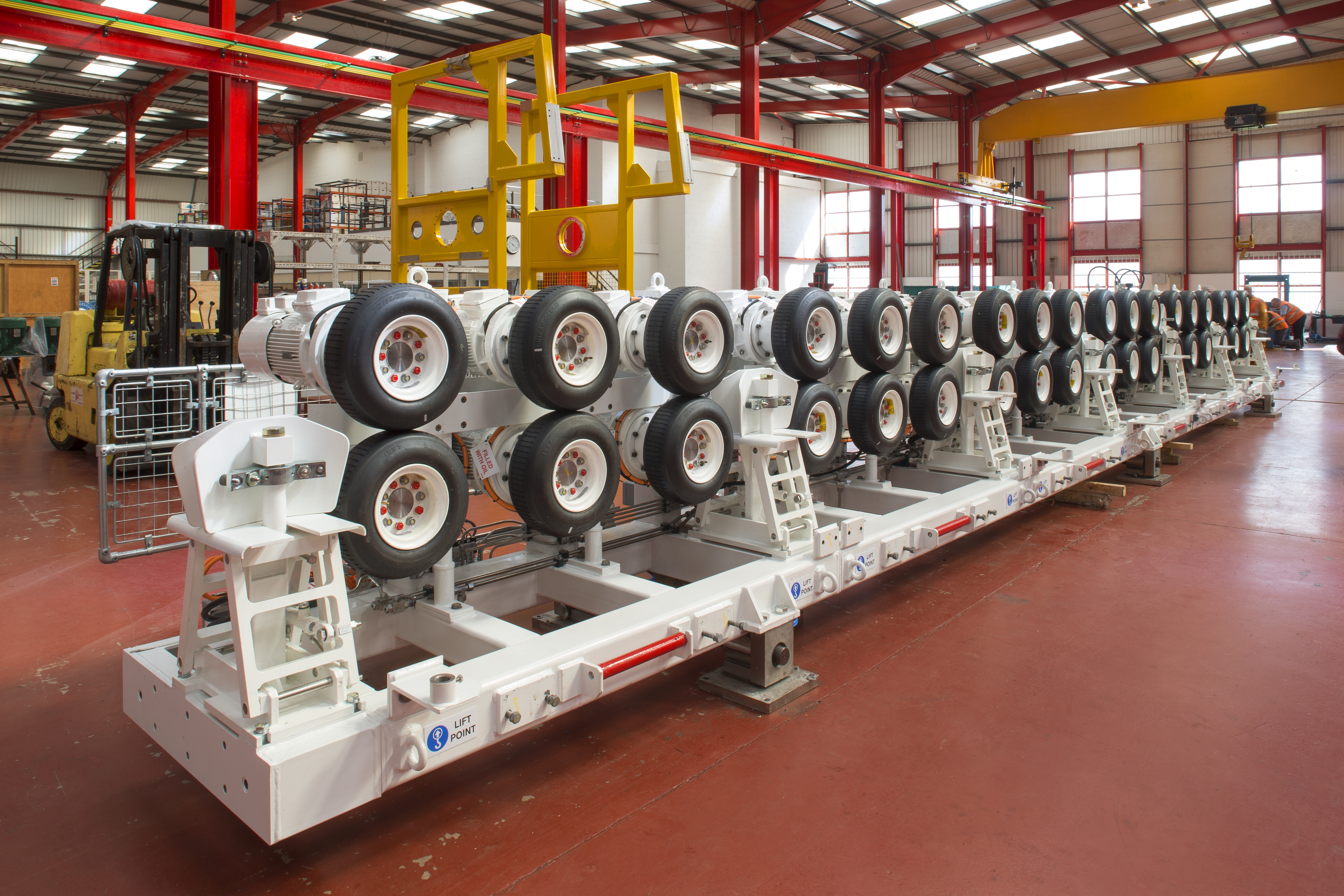 Linear Cable Engines (LCE's)