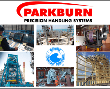 Join Parkburn at OTC 2019