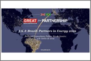 UK & Brazil: Partners in Energy world map
